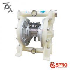 """Máy bơm màng khí nén Đài Loan Port-size 1/2"""" TDS DS04-PAT-TPTP-02"""