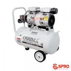 Máy nén khí mini không dầu (nhớt) OSHIMA 24L