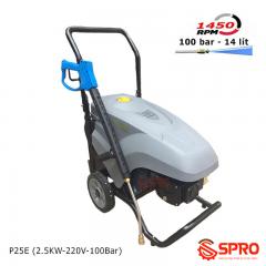 Máy rửa xe cao áp Projet P25E-2.5Kw - Lưu lượng 14L/p