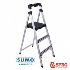 Thang ghế gia đình 3 bậc SUMO - ADS-603