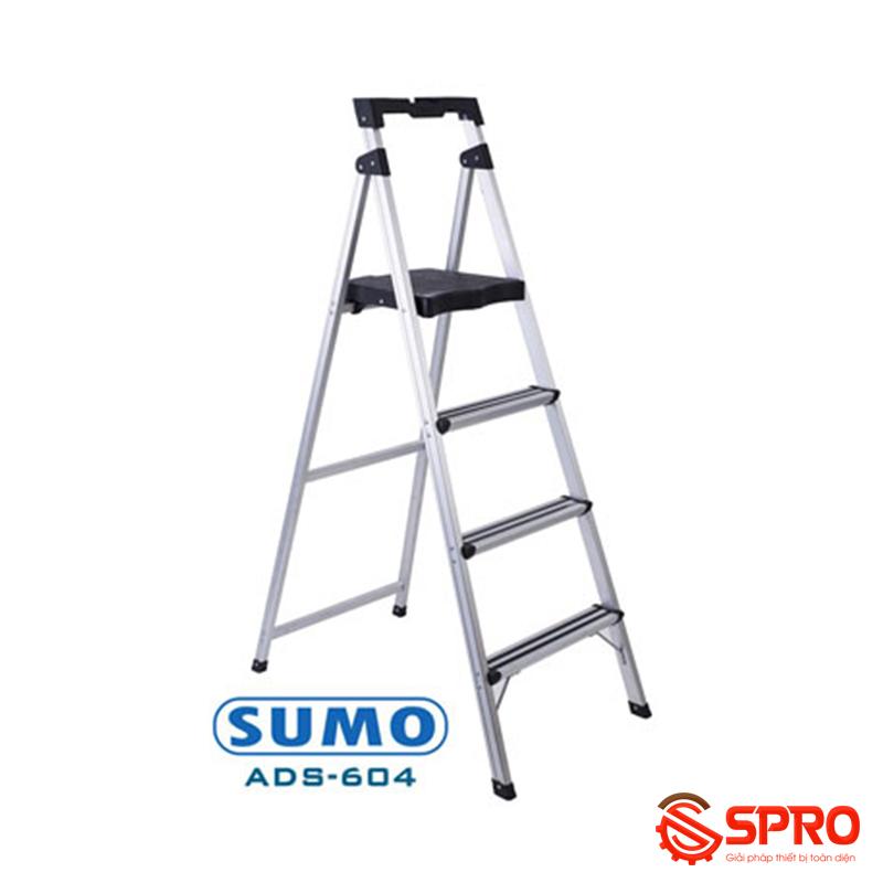 Thang ghế xếp gia đình 4 bậc SUMO - ADS-604