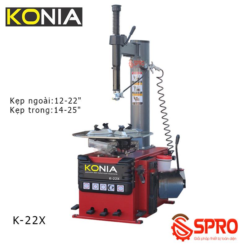 Máy tháo lốp xe con, xe tải nhỏ Konia K-22X