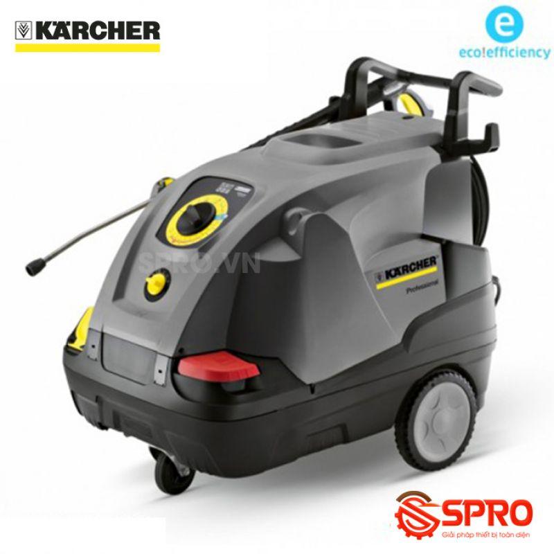 Máy phun xịt rửa xe nước nóng Karcher HDS 7/16 CX *EU-I - Điện 3 pha