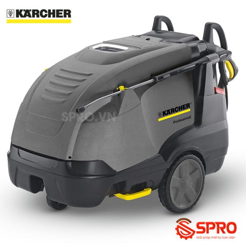 Máy xịt rửa nước nóng Karcher HDS 8/18-4M *EU-I - Điện 3 pha