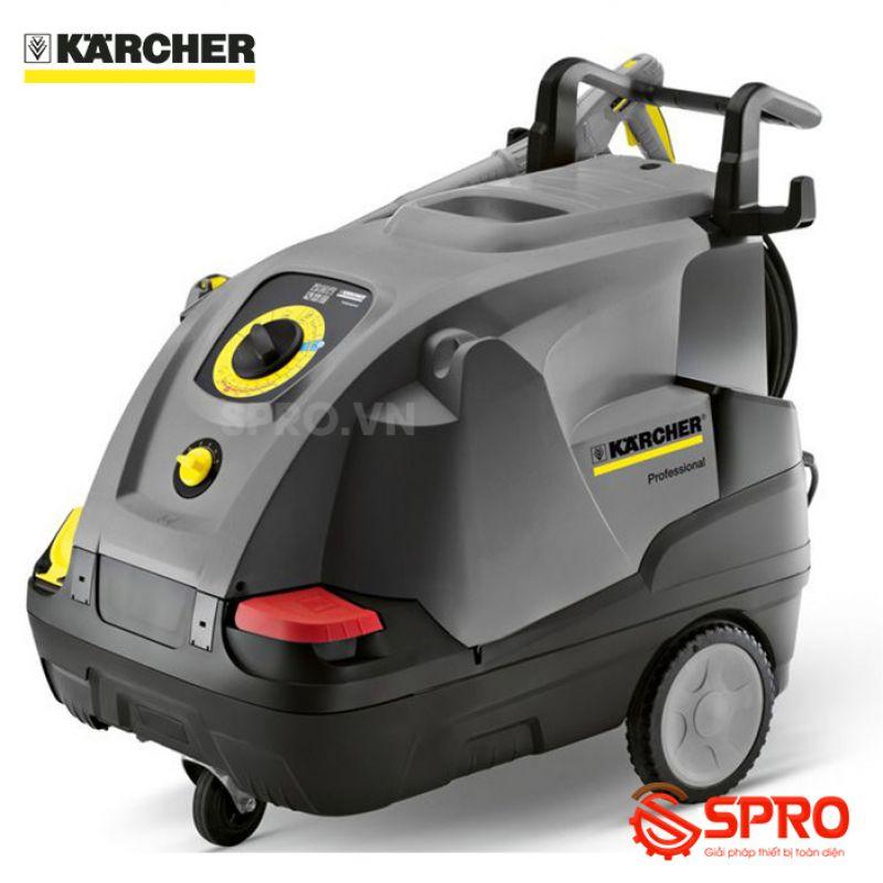 Máy xịt rửa xe nước nóng Karcher HDS 6/14 C - Germany