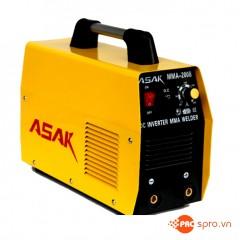 Máy hàn điện tử ASAK MMA-250B xuất xứ Trung Quốc