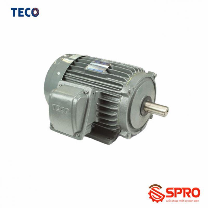 Động cơ điện mô tơ TECO AESV1S-0.25 (TECO0.25) 3 pha công suất 0.25HP