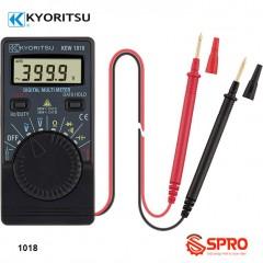Đồng hồ vạn năng hiển thị số Kyoritsu 1018