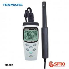 Máy đo nhiệt độ độ ẩm Tenmars TM-182