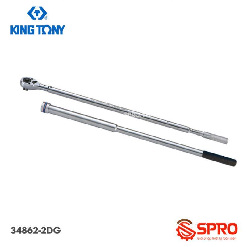 """Cờ lê lực - cần xiết lực 1"""" Kingtony 34862-2DG, 300-1500 Nm"""
