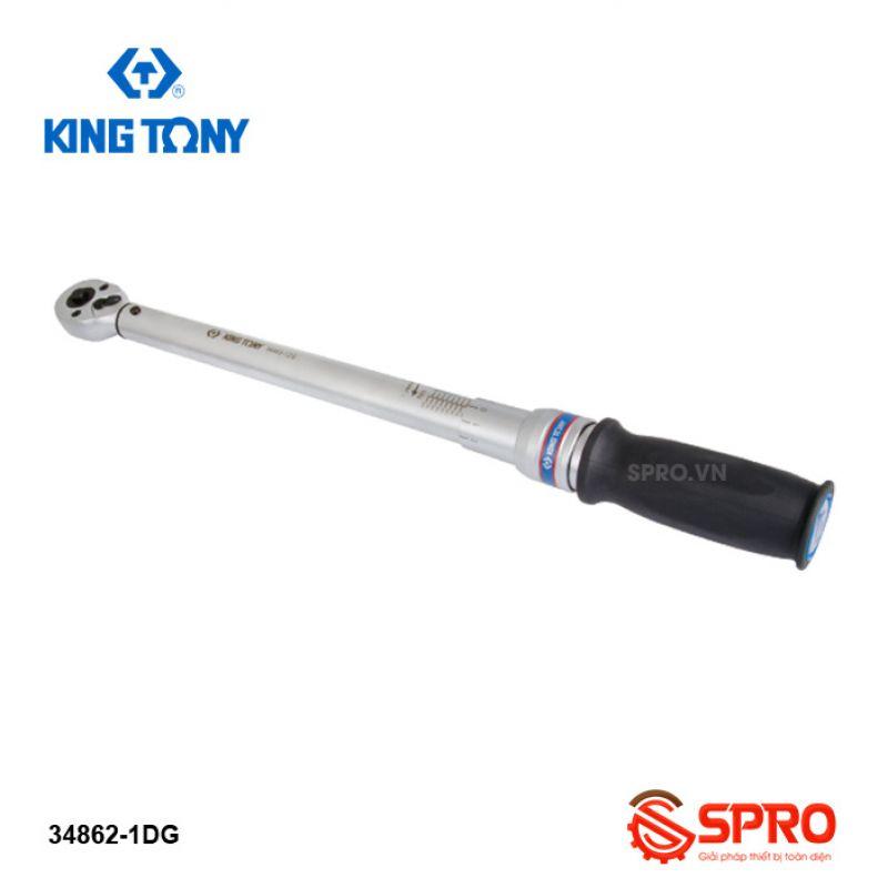 """Cờ lê lực - cần xiết lực 1"""" Kingtony 34862-1DG, 200-1000 Nm"""