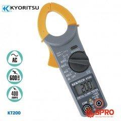 Ampe kìm số điện tử Kyoritsu KT200 (400A/600V)