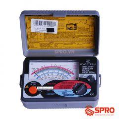 Đồng hồ đo điện trở cách điện Kyoritsu 3132A