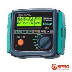 Đồng hồ đo điện trở đất - điện trở suất Kyoritsu 4106 hàng Nhật