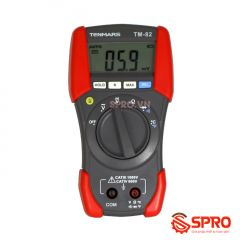 Đồng hồ đo vạn năng điện tử Tenmars TM-82