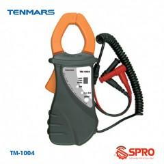 Ampe kìm Tenmars AC/DC TM-1004 (400A)