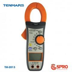 Ampe kìm AC số điện tử Tenmars TM-2013 (600V/660A)