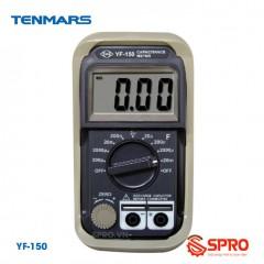 Đồng hồ đo điện trở, điện dung Tenmars YF-150 (200p~20mF)