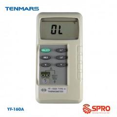 Máy đo nhiệt độ điện tử Tenmars YF-160A (-50 đến 1200°C)