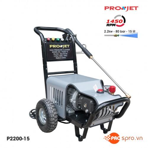 Máy xịt rửa xe áp lực cao PROJET P2200-15