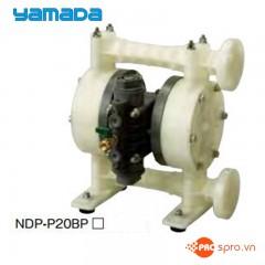 """Máy bơm màng khí nén Yamada NDP-P20BPN-Port Size 3/4"""""""