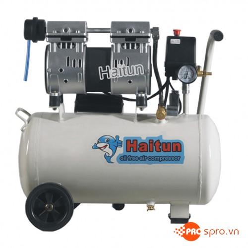 Máy nén khí không dầu Haitun HT5824-Dung tích 24L