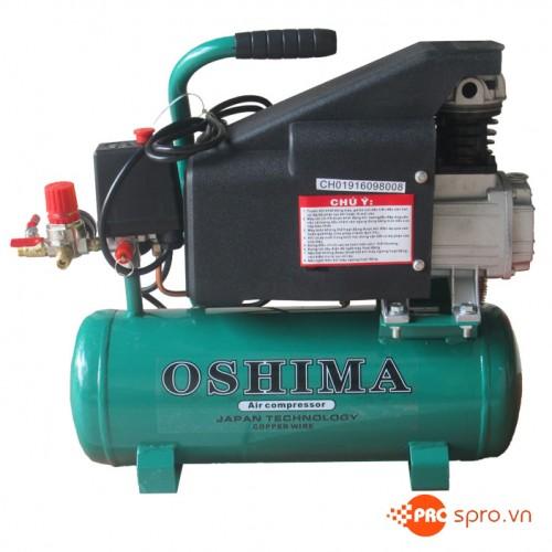 Máy nén khí Mini 1/2 HP OSHIMA OSH9-Dung tích 9L