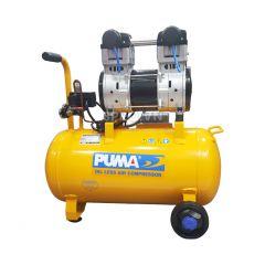 Máy nén khí mini không dầu Puma WE140A 40L