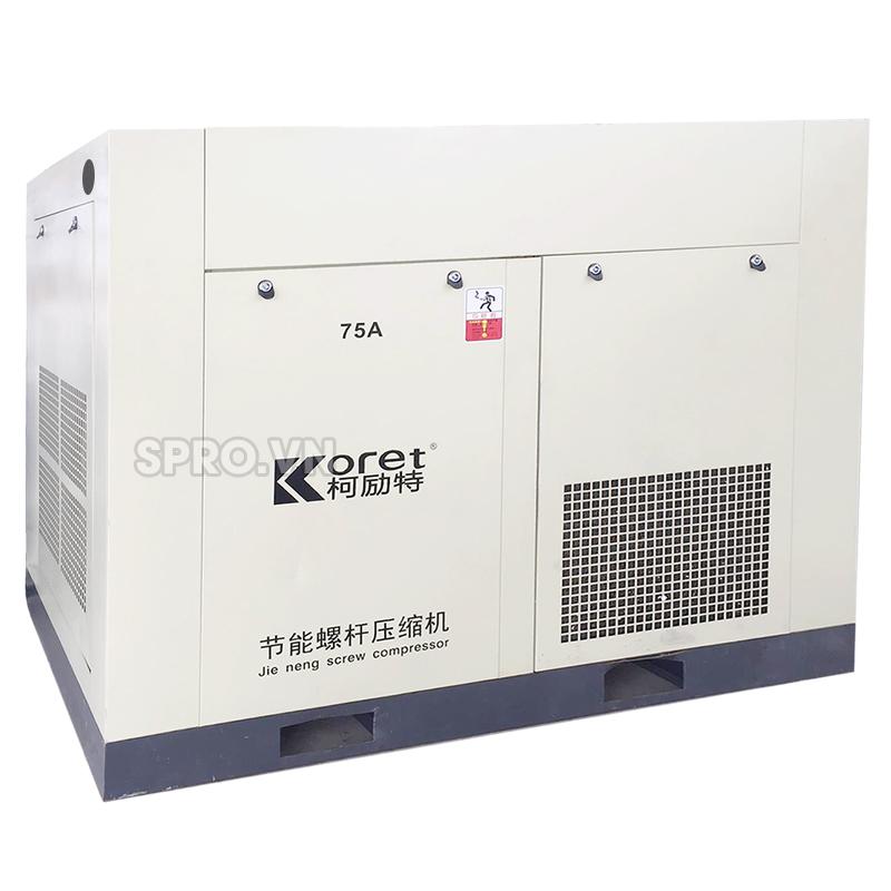 Máy nén khí trục vít PEGASUS TMPM75A 55kw (75HP)