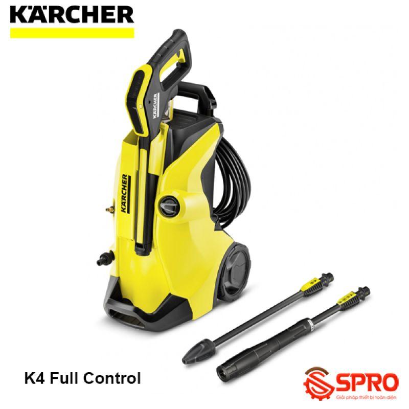 Máy rửa xe gia đình Karcher K4 Full Control