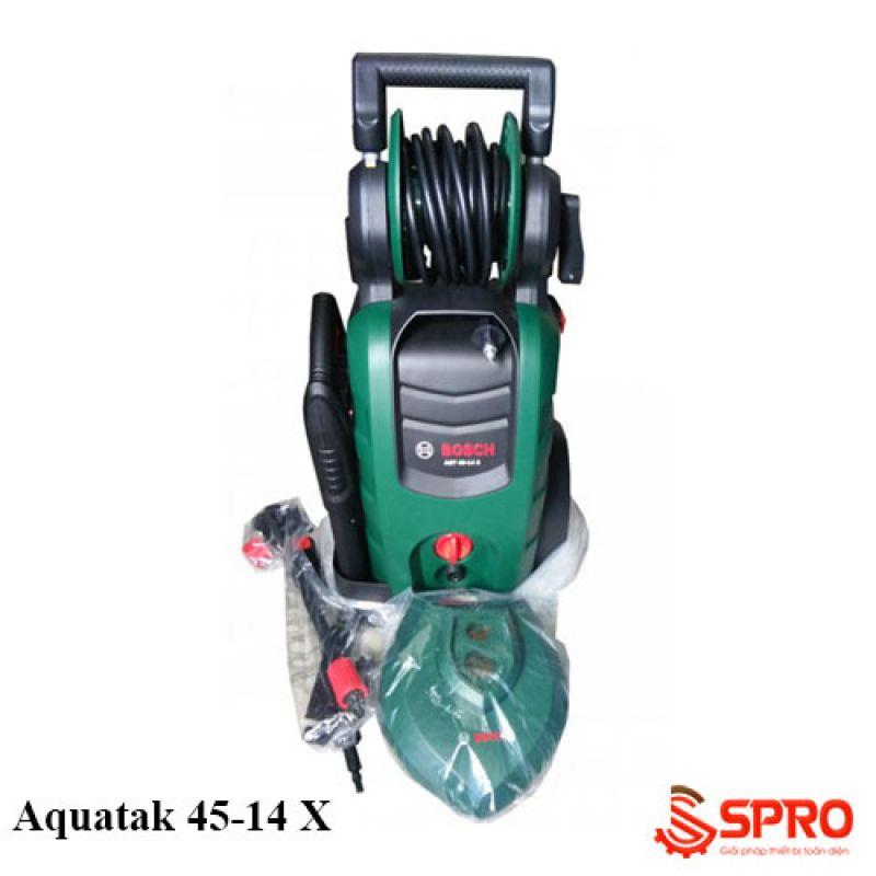 Máy rửa xe gia đình Bosch Aquatak 45-14 X