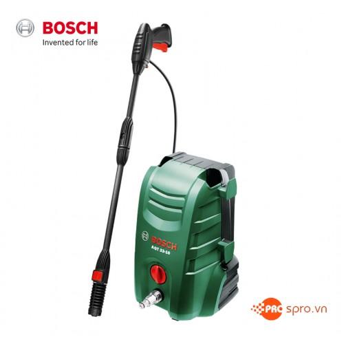 Máy phun xịt rửa xe gia đình Bosch Aquatak 33-10