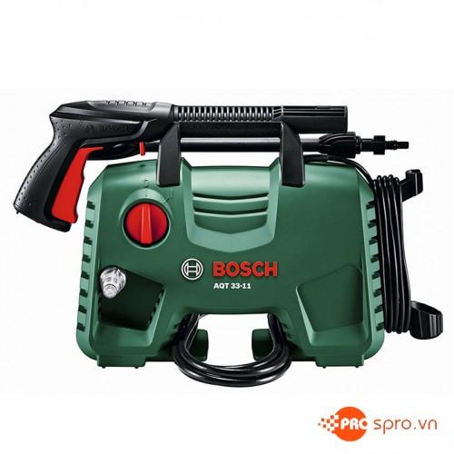 Máy phun xịt rửa xe gia đình Bosch Aquatak-33-11