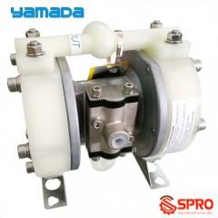 """Máy bơm màng khí nén yamada DP-10BPT - Đầu hút và đẩy 3/8"""""""