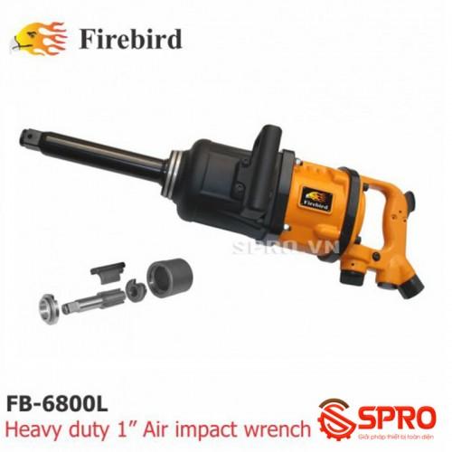 Súng bắn ốc, súng xiết bu lông 1 inch FB-6800L
