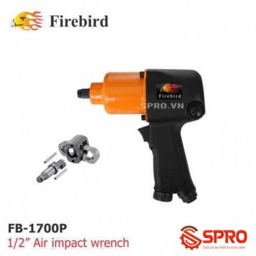 """Súng bắn ốc, Súng xiết bulông 1/2"""" FireBird FB-1700P"""