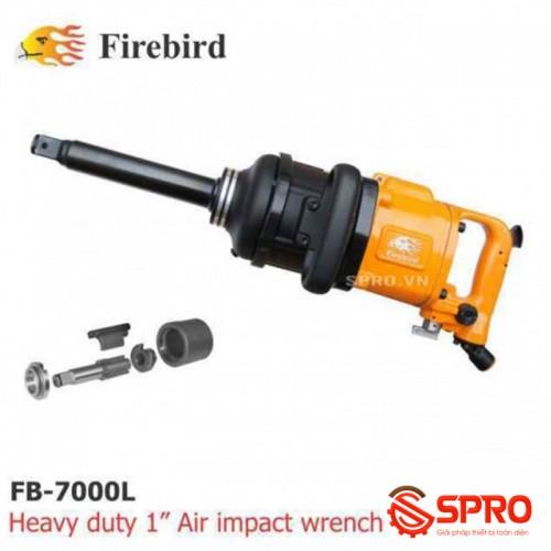 Máy bắn ốc, súng xiết bu lông FireBird 1 inch FB-7000L