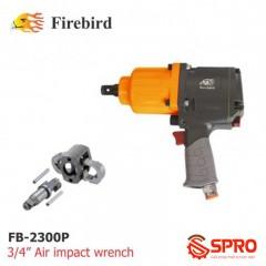 Súng bắn ốc, súng xiết bu lông 3/4 inch FireBird  FB-2300P