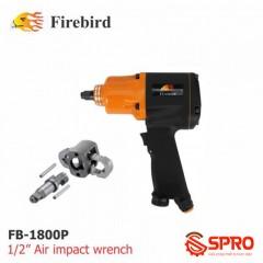 Súng mở ốc, Súng xiết ốc 2 búa 1/2 inch Firebird FB-1800P