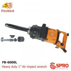 Súng mở ốc, súng xiết bu lông 1 inch Firebird FB-6000L