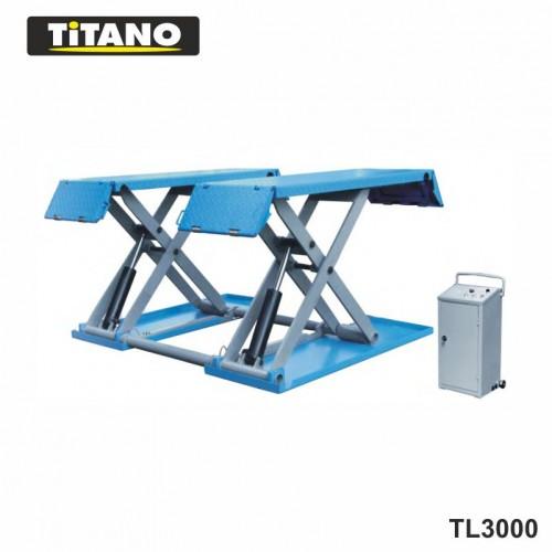 Cầu nâng cắt kéo Titano TL3000 - Bảo hành chính hãng 1 năm