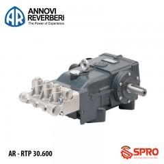 Đầu bơm cao áp AR - RTP 30.600 - Áp lực 600 Bar