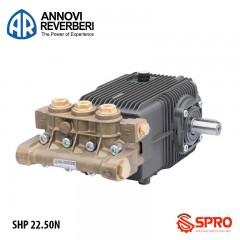 Đầu bơm cao áp AR - SHP 22.50N - Áp lực tối đa 500 Bar