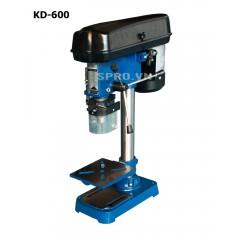 Máy khoan bàn HỒNG KÝ KD600 - Đ. Kính mũi khoan1.5 – 13 mm