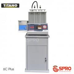 Máy súc rửa kim phun ô tô bằng sóng siêu âm Titano 6c Plus