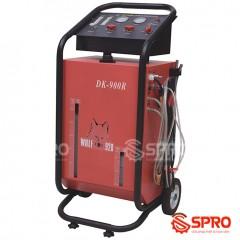 Máy rửa ống dẫn ga điều hòa Wolf828 DK-900R