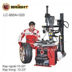 Máy ra vào lốp xe du lịch, xe tải nhỏ Bright LC-885A+320