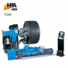 Máy tháo mở vỏ xe tải HPA F260 công nghệ Italy
