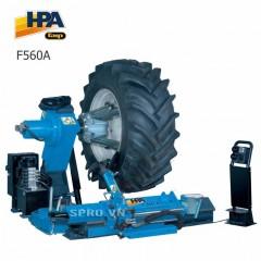 Máy tháo mở vỏ xe tải cỡ lớn HPA F560A công nghệ Italy