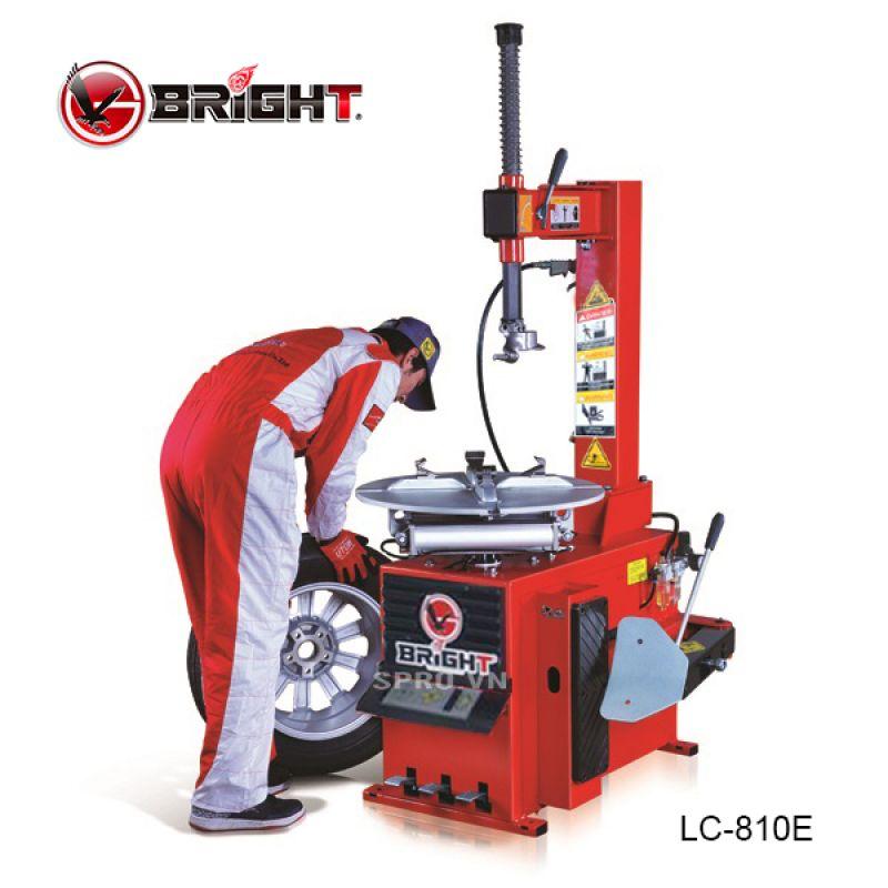 Máy tháo vỏ ô tô và xe tay ga Bright LC-810E